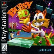 Bubsy 3D Ps1 Original Americano Completo