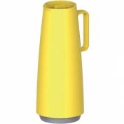 Bule Térmico Tramontina Exata em Polipropileno Amarelo com Ampola de Vidro 1 L