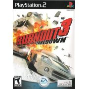 Burnout 3 Take Down Ps2 Original Americano Completo