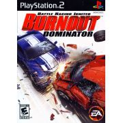 Burnout Dominator Ps2 Original NOVO LACRADO!