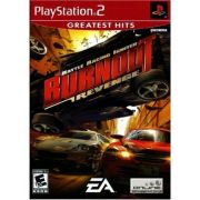 Burnout Revenge Ps2 Original Americano Completo