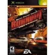 Burnout Revenge Xbox Classico Original Americano Completo