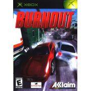 Burnout Xbox Classico Original Americano Completo