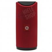 Caixa de Som Amplificada Bluetooth Portátil Mp3 Rádio Fm Usb P2 - Vermelho