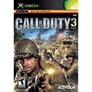Call of Duty 3  Xbox Clássico Original Americano Completo