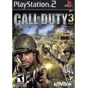 Call Of Duty 3 Ps2 Original Americano Completo