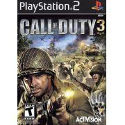 Call Of Duty 3 Ps2 Original Americano Completo