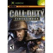 Call Of Duty Finest Hour Xbox Clássico Original Completo