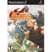 Capcom Fighting Evolution Ps2 Original Americano