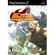 Capcom Fighting Evolution Ps2 Original Americano