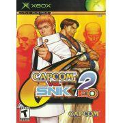 Capcom Vs SNK 2  Xbox Classico Original Americano Completo