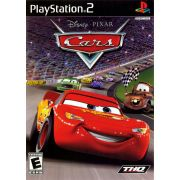 Cars Ps2 Original Americano Completo Black Label