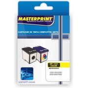 Cartucho 122 XL Colorido Deskjet 1000 1050 2000 2050 3000 3050 Masterprint