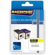 Cartucho 122 XL Preto Deskjet 1000 1050 2000 2050 3000 3050 Masterprint