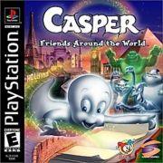 Casper Friends Around The World Ps1 Original Americano Completo