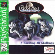 Casper - Gasparzinho Ps1 Original Americano Completo
