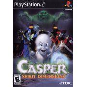 Casper Spirit Dimensions Ps2 Original Americano Completo