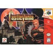 Castlevania Nintendo 64 Original Americano