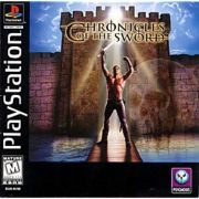 Chronicles Of The Sword Ps1 Original Americano Completo