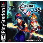 Chrono Cross Ps1 Original Americano Completo Black Label