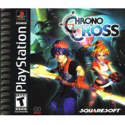 Chrono Cross Ps1 Original Americano Completo Black Label