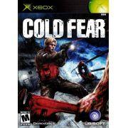 Cold Fear  Xbox Clássico Original Americano Completo