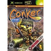 Conker Live And Reloaded   Xbox Clássico Original Americano Completo