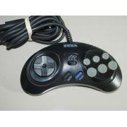 Controle Mega Drive 6 Botões Original Turbo