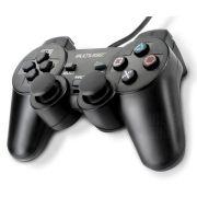 Controle PC Original Multilaser Joystick USB Dualshock