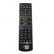 Controle Remoto Lg Smart 3d Tecla Futebol Led Smart 3D LG AKB73975709PS