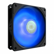 Cooler 120mm Fan Cooler Master Led Azul 1800 RPM Pc Gamer Fan Gabinete