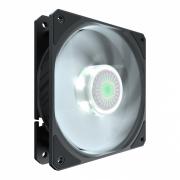 Cooler 120mm Fan Cooler Master Led Branco 1800 RPM Pc Gamer Fan Gabinete