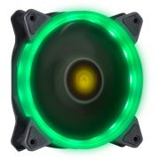 Cooler 120mm Led Verde Ring Pc Gamer Fan Gabinete Vx Gaming