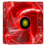 Cooler 120mm Led Vermelho V. Light Pc Gamer Fan Gabinete Vx Gaming