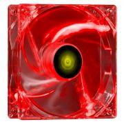 Cooler 120mm Led Vermelho V. Light Pc Gamer Fan Gabinete Vx Gaming