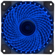 Cooler Fan 120mm 33 Leds Azul Pc Gamer Fan Gabinete VX Gaming V. Lumi