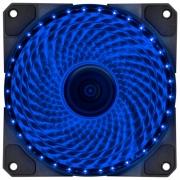 Cooler Fan 120mm 33 Leds Azul Pc Gamer Fan Gabinete VX Gaming V. Lumi