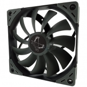 Cooler Fan 120mm High Speed Black até 2000 RPM Gabinete Pc Gamer kaze Flex