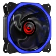 Cooler Fan 120mm Led Azul Pc Gamer Fan Gabinete Gaming Huracan H1 - PCYES