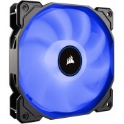 Cooler Fan Corsair 120mm Led Azul Gabinete Pc Gamer 1400 RPM