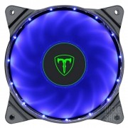 Cooler Fan Led Azul 120mm T-Dagger Gabinete Pc Gamer