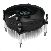Cooler Para Processador Intel Socket 1156, 1155, 1151, 1150 TDP 65W - Cooler Master