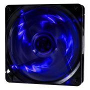 Cooler Rgb 120mm 4 Led Azul Pc Gamer Fan Gabinete Gaming