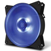 Cooler Rgb 120mm Led Azul Pc Gamer Fan Gabinete Cooler Master