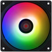 Cooler Rgb Fan 120mm 7 Cores Led Pc Gamer Fan Gabinete Gaming até 1500 RPM
