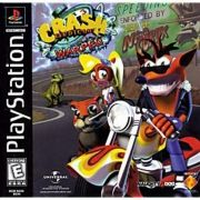 Crash Bandicoot Warped Ps1 Original Americano Completo