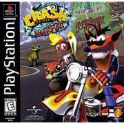 Crash Bandicoot Warped Ps1 Original Americano Completo