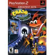 Crash Bandicoot Wrath Cortex Ps2 Original Americano Completo