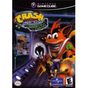 Crash Bandicoot Wrath Cortex Game Cube Original Americano