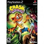 Crash Mind Over Mutant Ps2 Original Americano Completo
